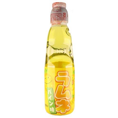 Газированный напиток Hatakosen Ramune Ананас, 0.2 л
