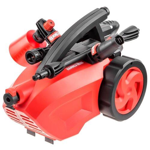 Мойка высокого давления Hammer MVD1200B 1.2 кВт
