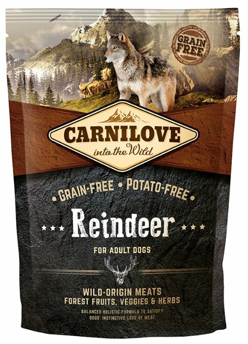 Корм для собак Carnilove Carnilove Reindeer for adult dogs (1.5 кг)