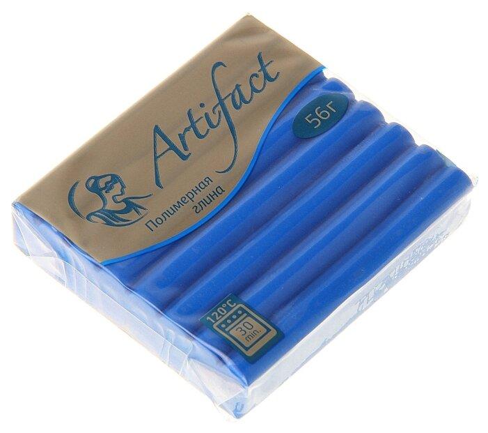 Полимерная глина Artifact Classic синяя (161), 56 г