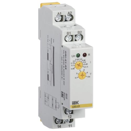 Реле контроля тока IEK ORI-01-05