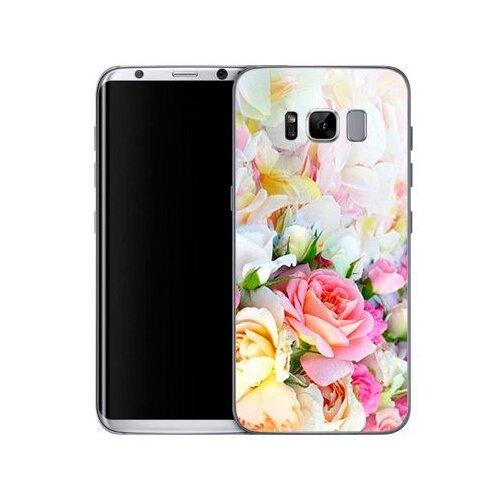 Чехол Gosso 545623 для Samsung Galaxy S8 нежные розы