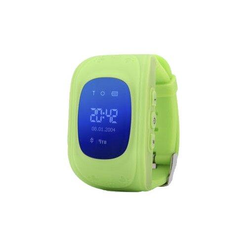 Фото - Детские умные часы Smart Baby Watch Q50 зеленый часы smart baby watch s4 зеленый