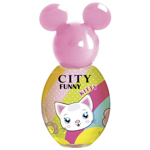Духи CITY Parfum Funny Kitty