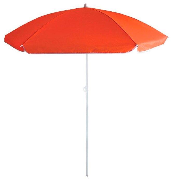 Пляжный зонт ECOS BU-65 купол 145 см, высота 170 см