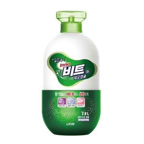 Жидкость для стирки Lion Inno Beat Deo Capsule, 2 л, бутылка