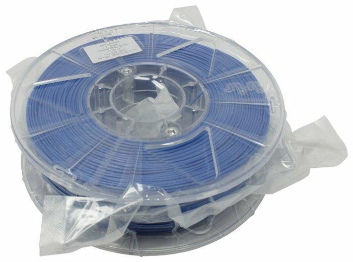 Cactus CS-3D-ABS-750-BLUE (синий) - Пластик для 3D принтера, ручек