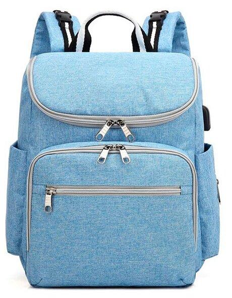 Рюкзак Sky Bow с USB разъемом для зарядки телефона