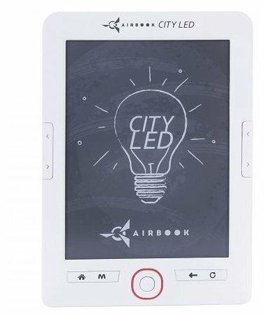 Электронная книга AirBook City LED