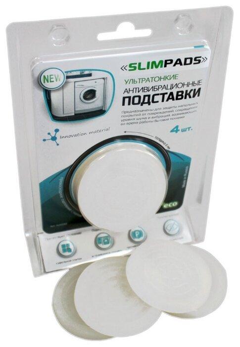 HELFER Подставки антивибрационные SlimPads HLR0092