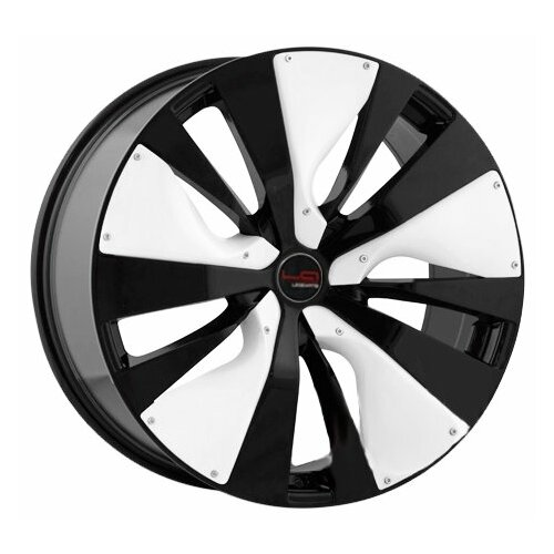 Фото - Колесный диск LegeArtis INF501 9.5х21/5х114.3 D66.1 ET50, BK+plastic колесный диск legeartis inf15 9 5x21 5x114 3 d66 1 et50 gm