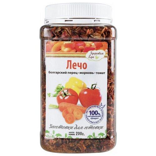 Здоровая Еда Смесь овощей Лечо, 200 гСпеции, приправы и пряности<br>