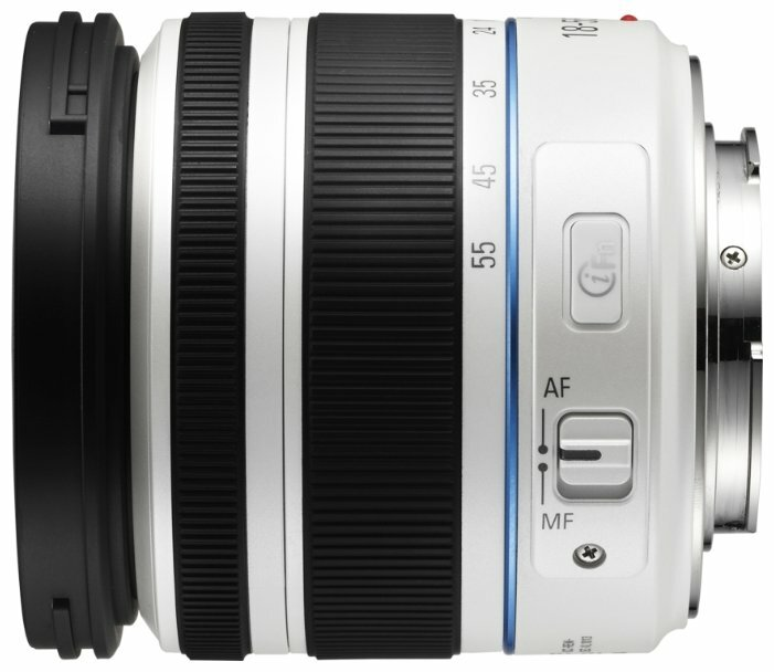 Объектив Samsung 18-55mm f/3.5-5.6 OIS (S1855CSW)