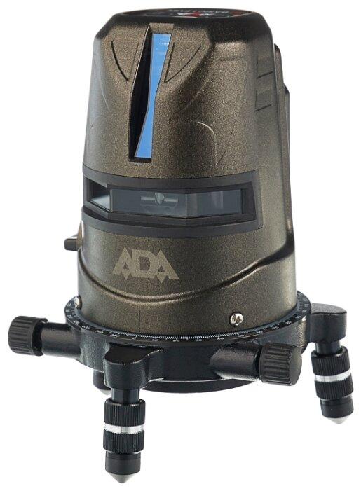 Лазерный уровень ADA instruments 2D Basic Level (А00239)
