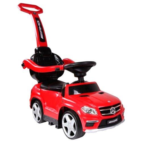 Каталка-толокар RiverToys Mercedes-Benz GL63 (A888AA-M) красный
