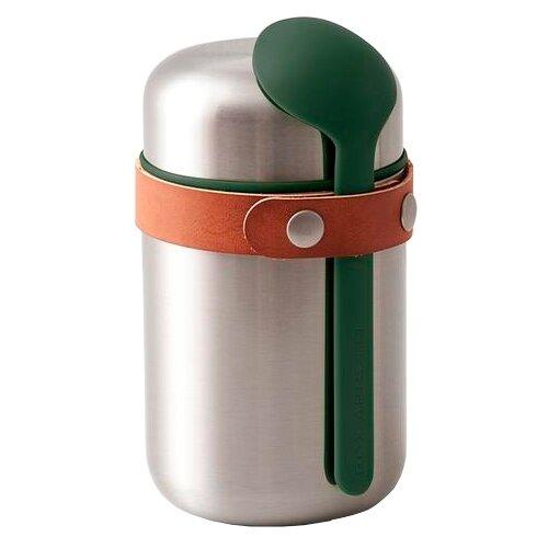 Термос для еды black + blum Box Appetit Food Flask, 0.4 л olive