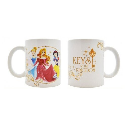 цена на МФК Кружка Disney Принцесса Ключи от королевства 350 мл