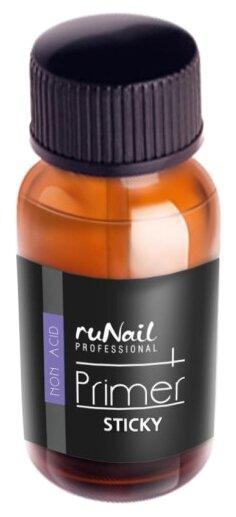 Runail Праймер для ногтей бескислотный Sticky