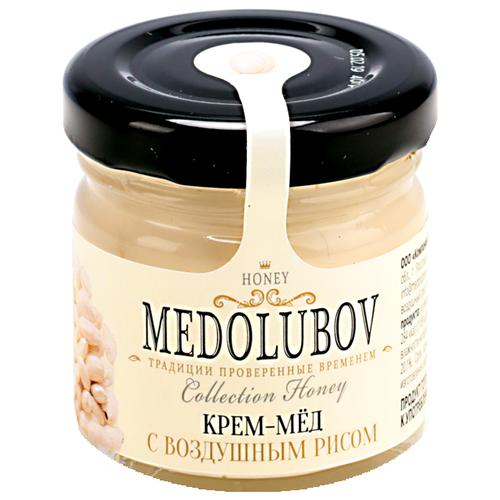 Крем-мед Medolubov с воздушным рисом 40 мл