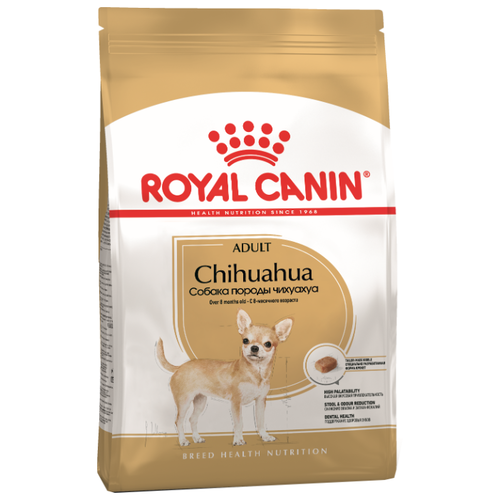 Корм royal canin для чихуахуа