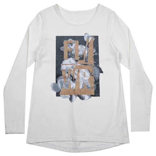 Купить Лонгслив Luminoso размер 158, белый, Футболки и майки