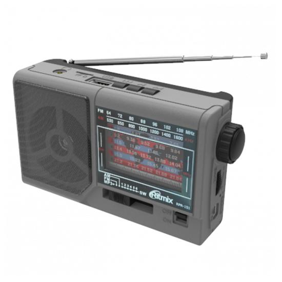 Ritmix Радиоприемник Ritmix RPR-151
