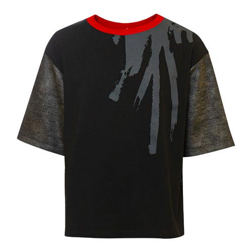 Купить Лонгслив Nota Bene размер 122, темно-серый, Футболки и майки