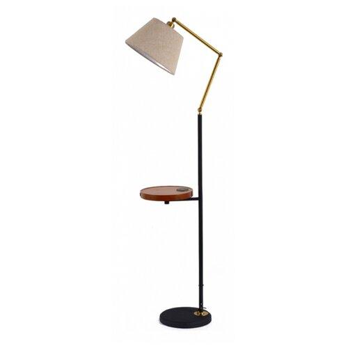Торшер со столиком Kink light Кайла 07022 40 Вт