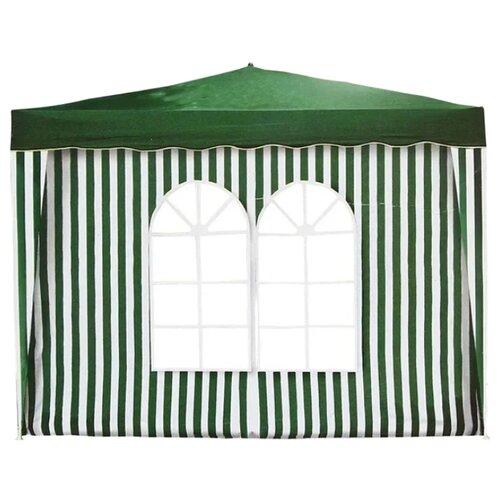 Стенка Greenhouse ST-002 зеленый / белый
