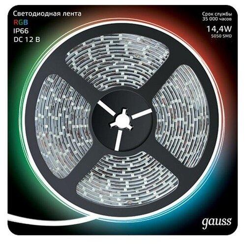 Светодиодная лента gauss 311000414, 5 м