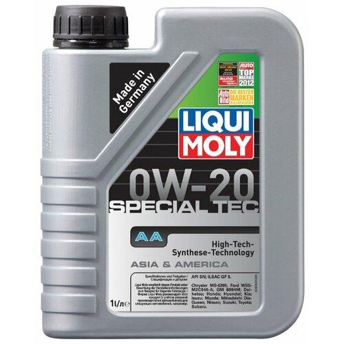 Моторное масло LIQUI MOLY Special Tec AA 0W-20 1 л