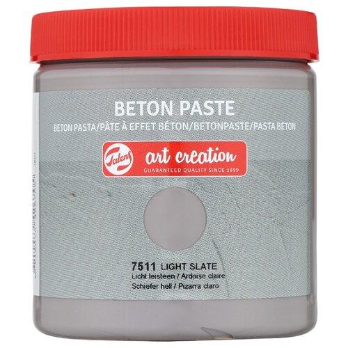 Купить Паста для декорирования с эффектом бетона Art Creation 250мл цв.7511 светлый сланец, Royal Talens, Краски
