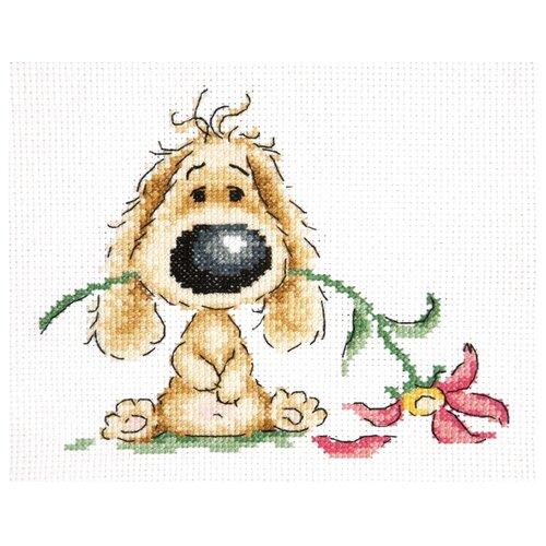 Купить Чудесная Игла Набор для вышивания Миляга 15 x 12 см (16-22), Наборы для вышивания