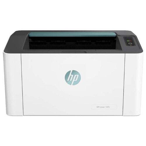 Принтер HP Laser 107r, белый