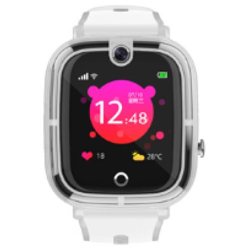 Детские умные часы Smart Baby Watch KT07, белый