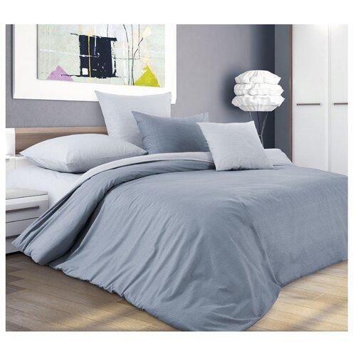 цена Постельное белье 2-спальное с евро простыней Текс-Дизайн Горный ветер, перкаль онлайн в 2017 году