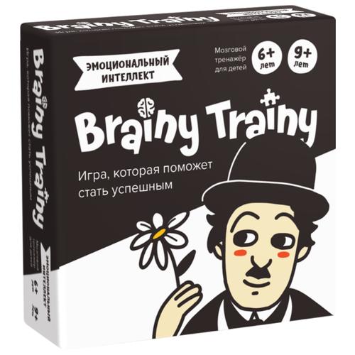 Купить Настольная игра Brainy Trainy Эмоциональный интеллект, Настольные игры