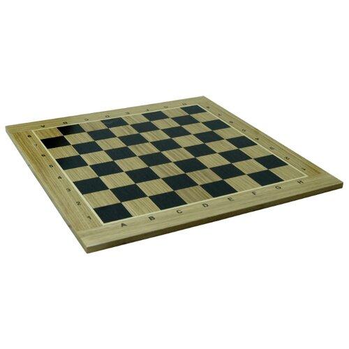WoodGames Шахматная доска нескладная 50мм, береза