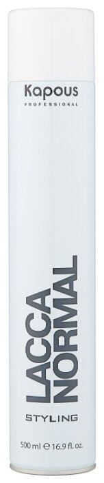 Kapous Professional Лак для волос Lacca Normal, средняя фиксация