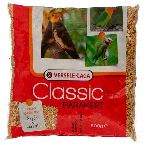 Versele-Laga корм Classic Big Parakeet для средних попугаев 500 г