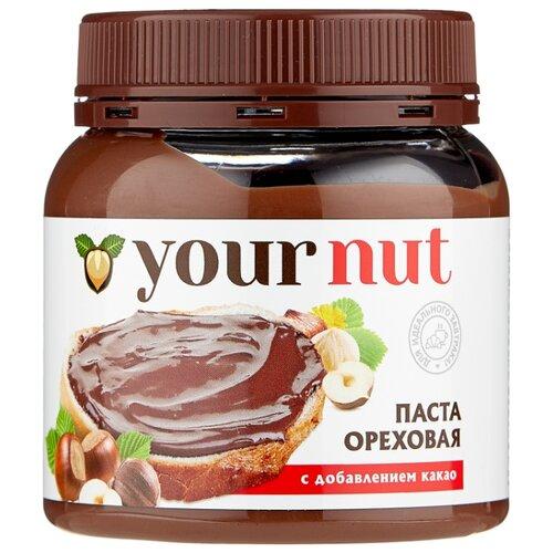Your nut Паста ореховая с добавлением какао 250 г