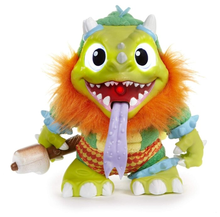 Интерактивная мягкая игрушка MGA Entertainment Crate Creatures Sizzle 549260