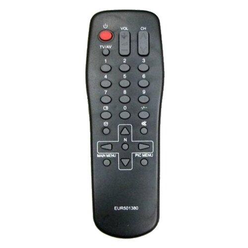 Фото - Пульт ДУ Huayu EUR501380 для телевизоров Panasonic TC-21Z2A/TC-21S80R2 черный системный блок acer tc 730 dt b6ler 003