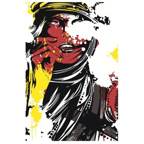 Купить Картина по номерам, 100 x 150, PA85, Живопись по номерам , набор для раскрашивания, раскраска, Картины по номерам и контурам