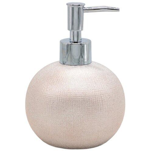 Дозатор для жидкого мыла PROFFI Home Rose gold PH8875, розовый дозатор для жидкого мыла proffi la maison de beaute ph9283 серо голубой