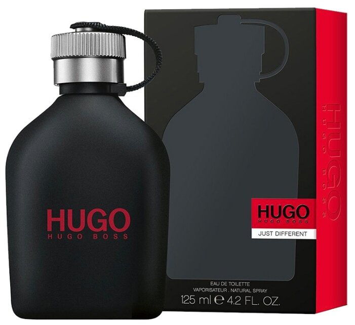 Туалетная вода HUGO BOSS Hugo Just Different