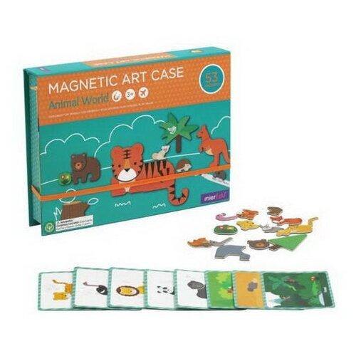 Mieredu Магнитная игра Мир животных (ME036)