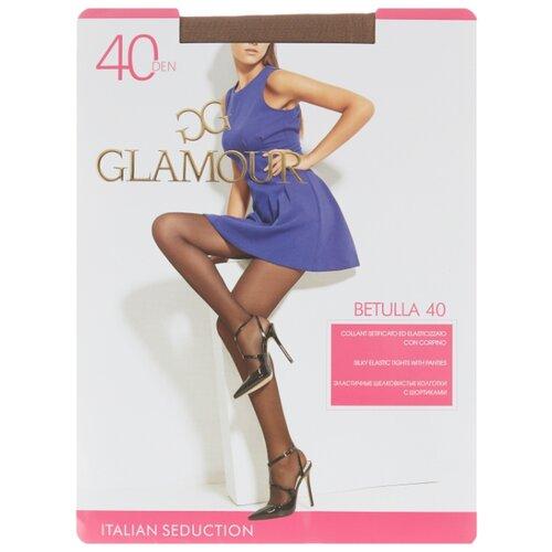Колготки Glamour Betulla 40 den, размер 3-M, daino (коричневый) колготки glamour prestige 40 daino