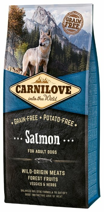 Корм для собак Carnilove Salmon for adult dogs