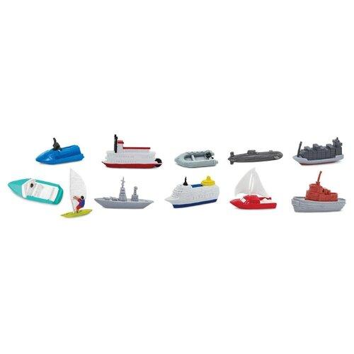 Купить Игровой набор Safari Ltd Водный транспорт 682804, Игровые наборы и фигурки